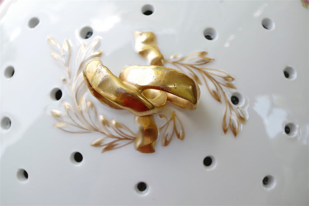 Image of Limoges Finial Dish