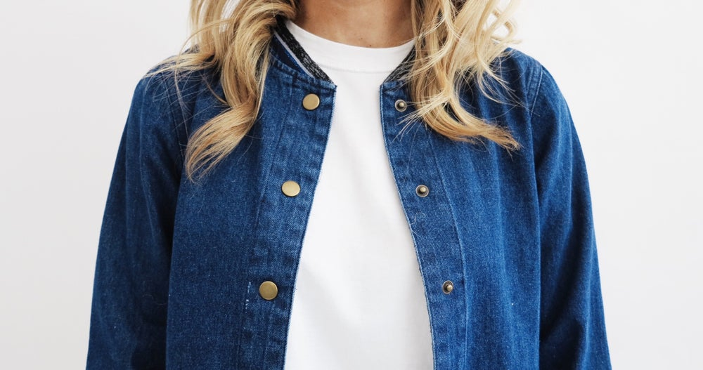 Image of JUDE DENIM JACKET