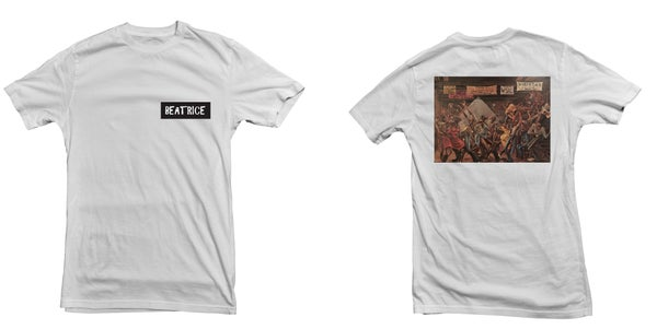 Image of beatrice sugar shack tee pre-order 6-11-17 to 6-20-17