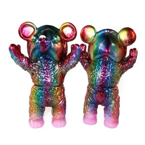 Image of Rainbow Sparkle Fuku Bear