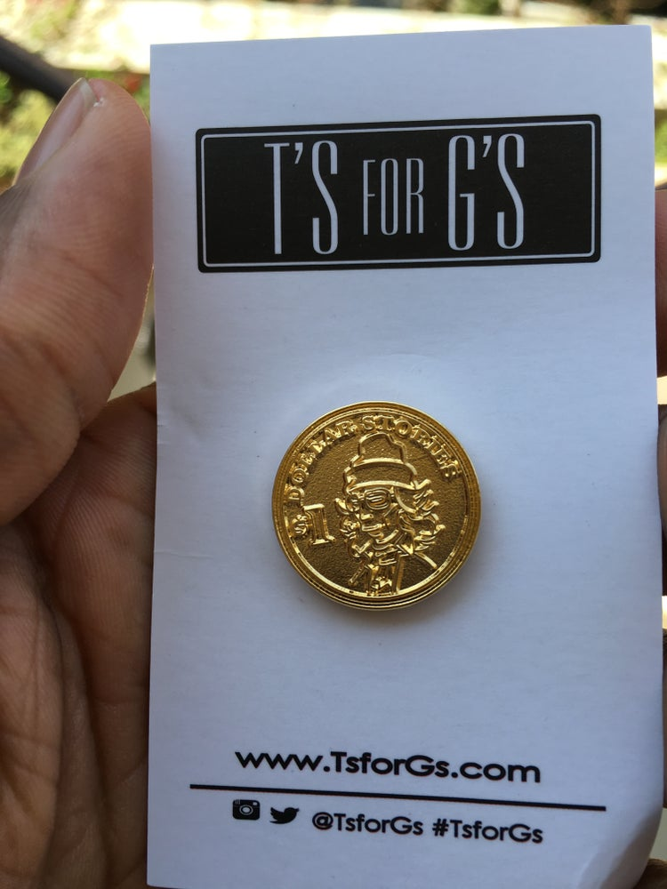 Image of Coin Pin