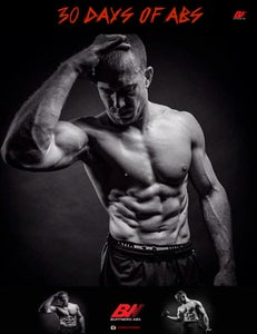 "Image of ""BuffNerds 30 Days Of ABS"" Jakob Owens AB Program"