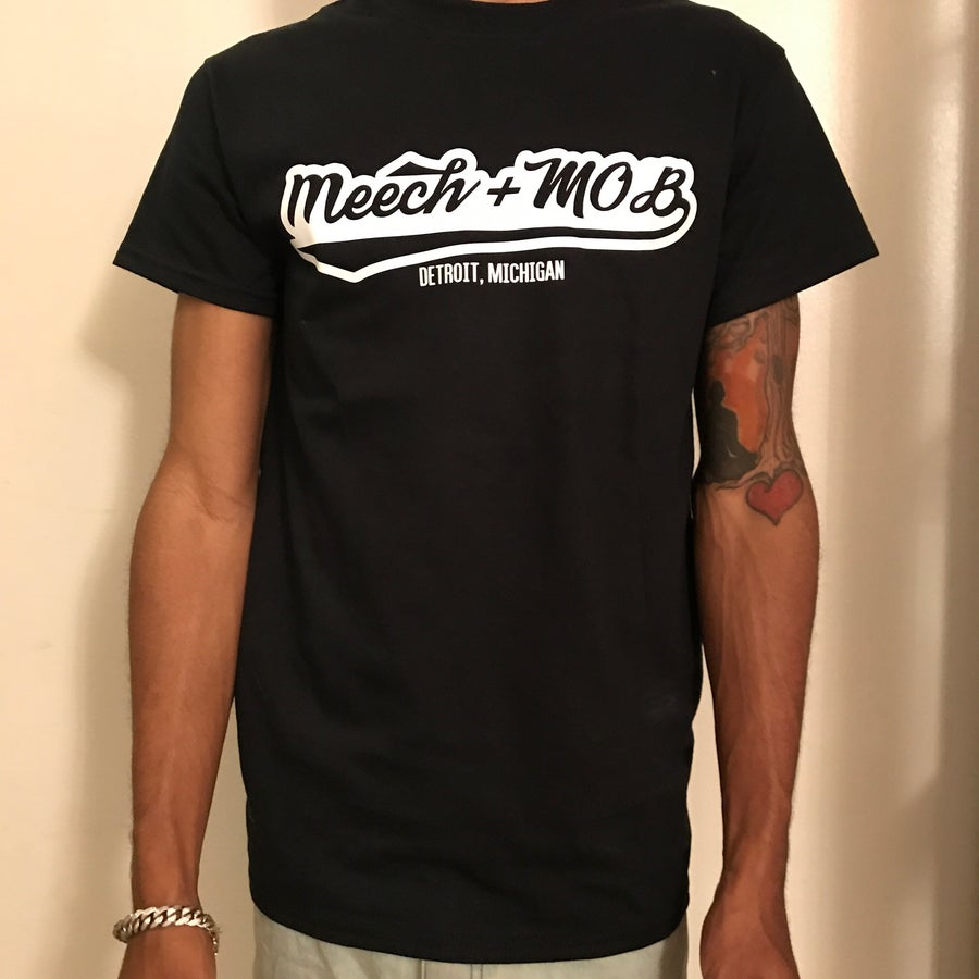 Image of Meech MOB T Shirt