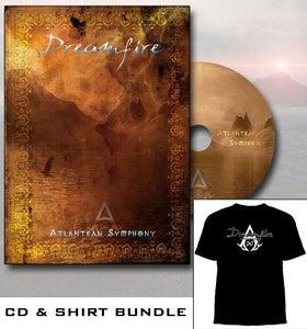 Image of CD & T Shirt bundle