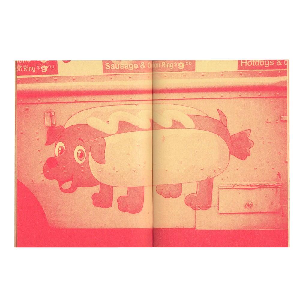 Image of Issue 24: FOOD DOODZ