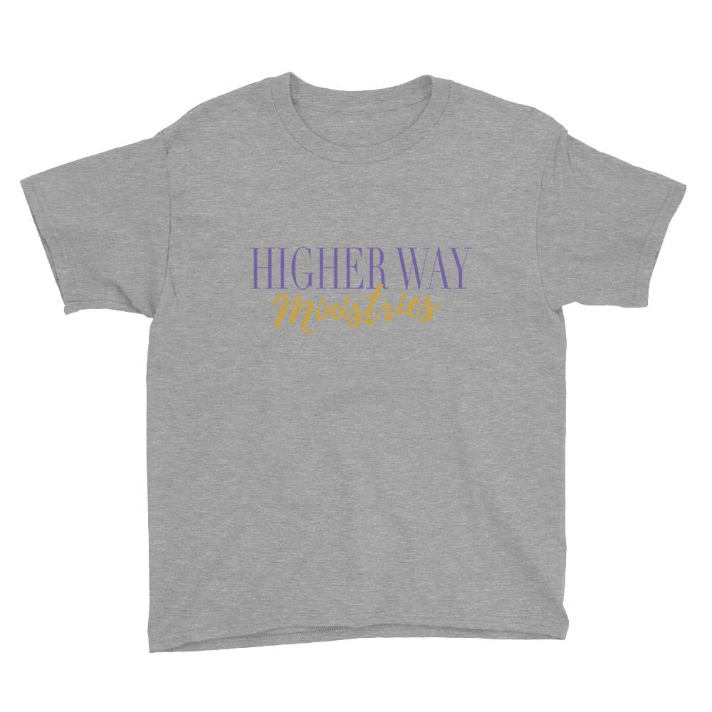 Image of Youth HWM T Heather Gray