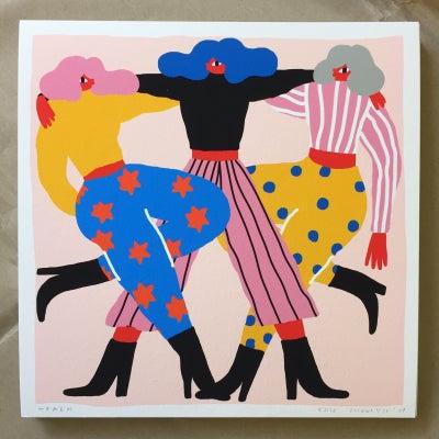 Image of WOMEN by Egle Zvirblyte