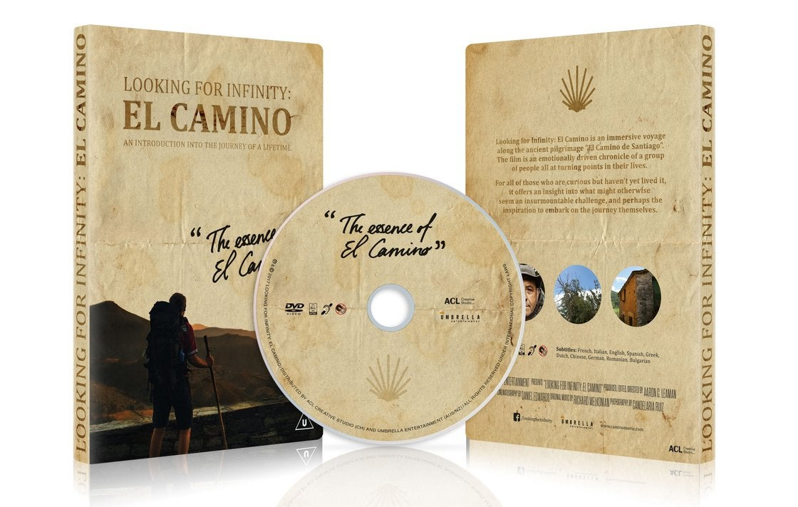 Image of Looking For Infinity: El Camino (2017) Stream, (x2) Signed Posters and DVD