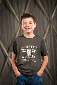 Image of Kids Graphite T-Shirt