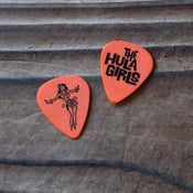 Image of The Hula Girls' guitar pick
