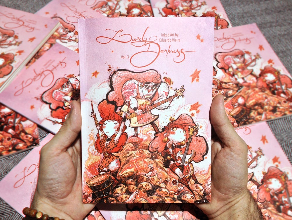 Image of BOOK - Lovely Darkness Vol.3