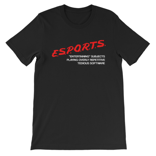 Image of E.S.P.O.R.T.S. T-Shirt