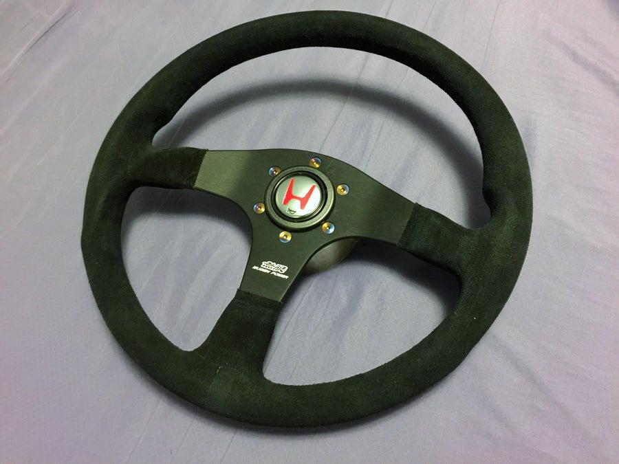 Image of Titanium Steering Wheel Screws (Countersunk)