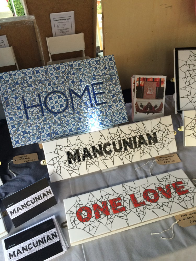 Image of ONE LOVE Mosaic