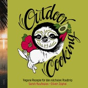 Image of Buch: Outdoor Cooking - Vegane Rezepte für den nächsten Roadtrip