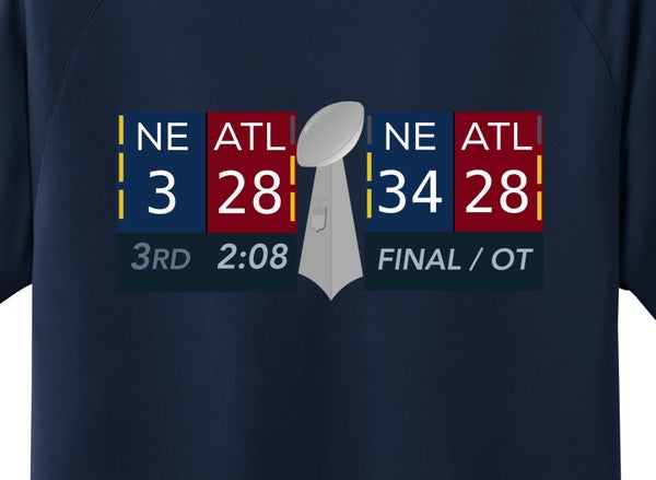 Image of SB Scoreboard Tee Shirt