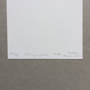 Image of Sérigraphie Tropics