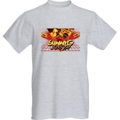 Image of Sunny G - grey T-shirt