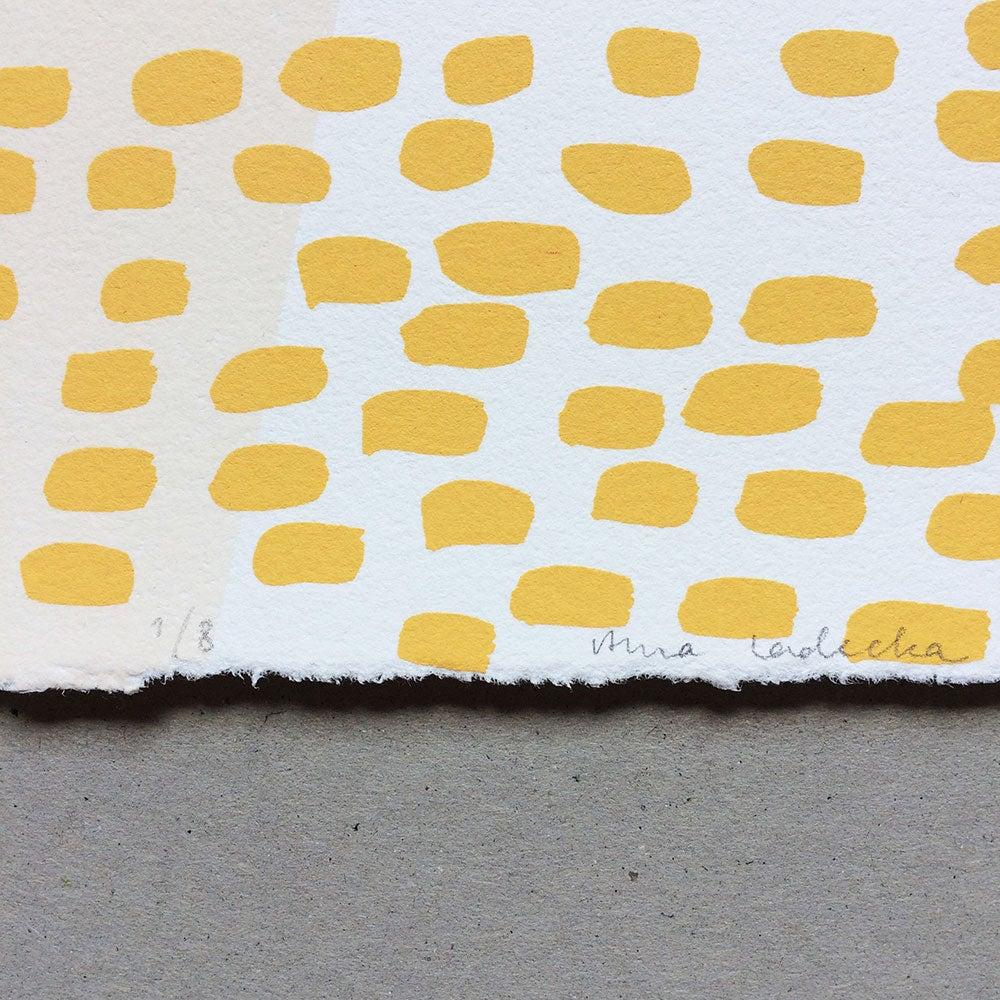 Image of affiche Tipi sérigraphie édition limitée