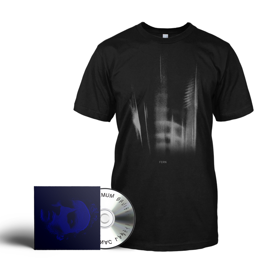 Image of BUNDLE // SHIRT + CD DIGIPAK