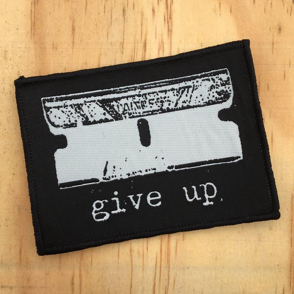 Image of woven 'original razor' patch