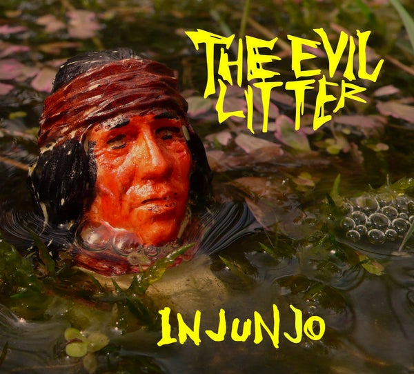 Image of Injunjo EP (CD Format)