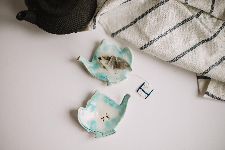 Image of Platito para las bolsitas de té
