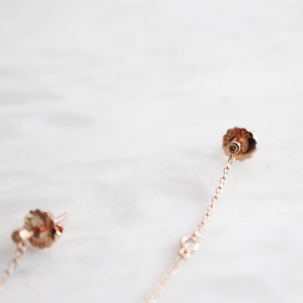 Image of Breeze Linear Earring