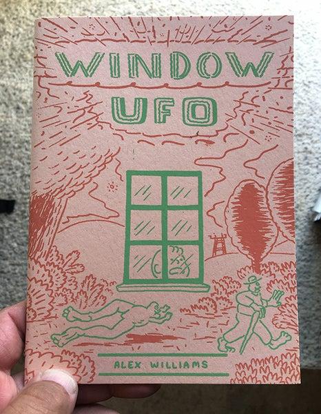 Image of Window UFO