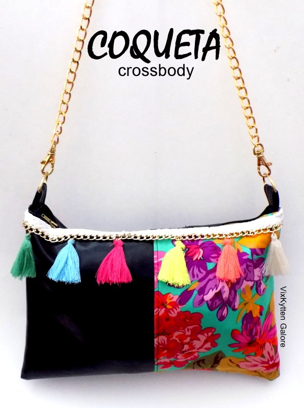Image of Coqueta CrossBody