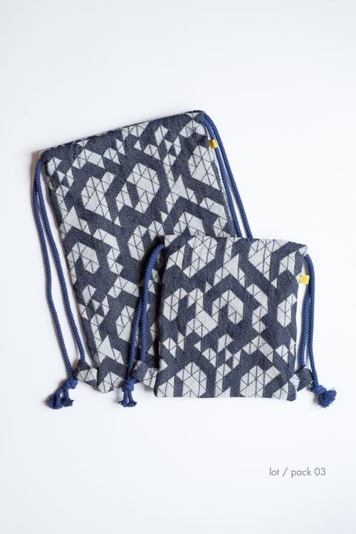 Image of Summer Backpacks - L.O.V.E. (L'Outremer Volcanique Electrique)