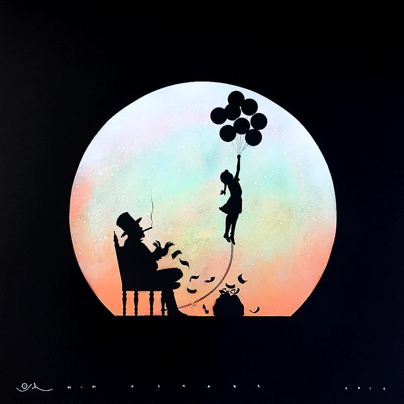 Image of Otto Schade - UPLIFTING DREAMS (Limited Edition)