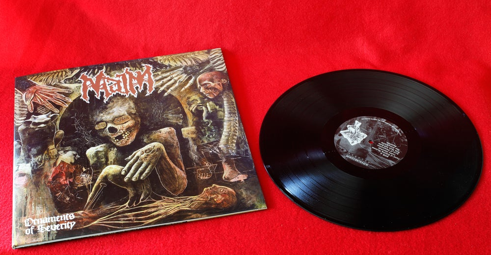 Image of Ornaments of Severity LP (Limited,Gatefold)