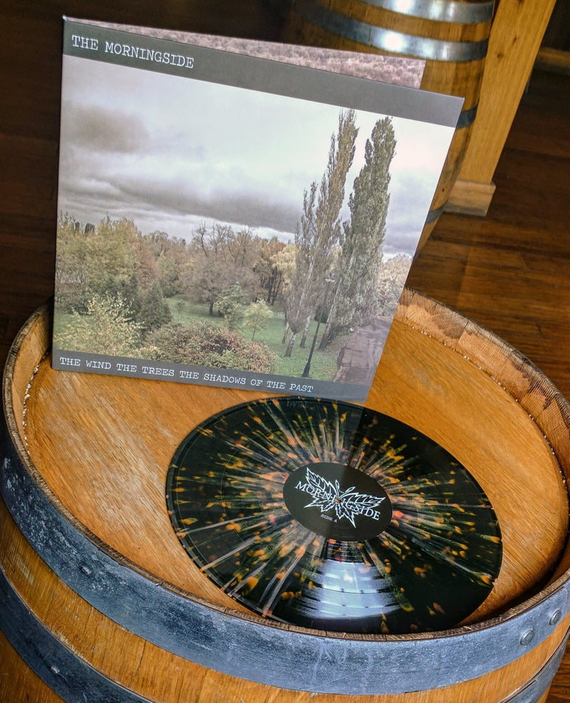 Image of The Morningside - The Wind, The Trees, The Shadows of the Past 1xLP