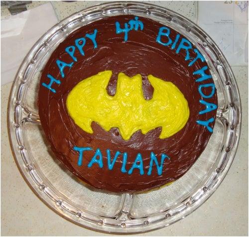 Image of Custom Birthday Cakes