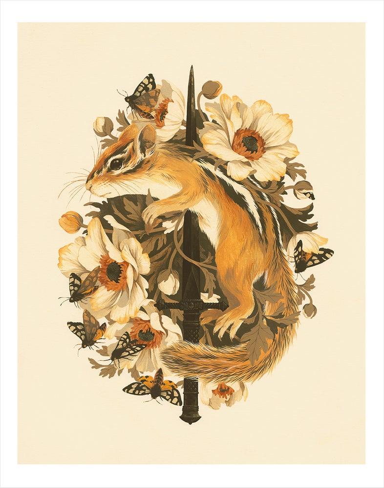 Image of Rites of Moth & Bloom giclée print