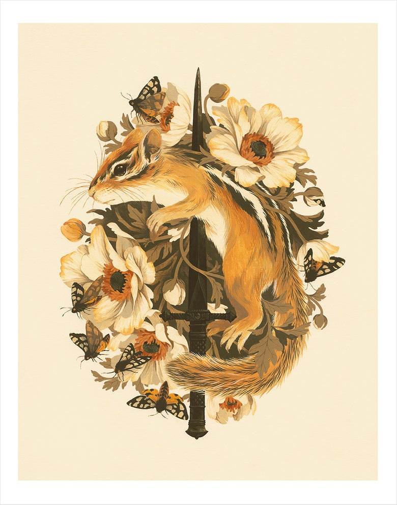 Image of Rites of Moth & Bloom giclée print