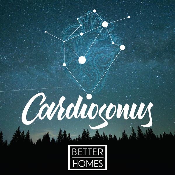 Image of Cardiosonus EP - Jewel Case