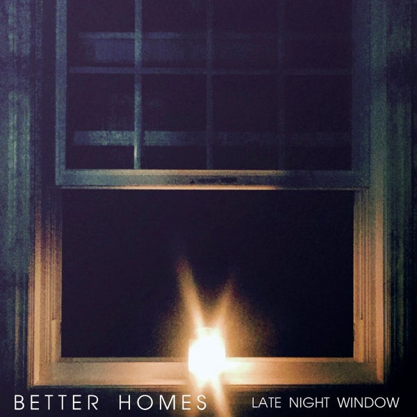 Image of Late Night Window EP - CD Sleeve