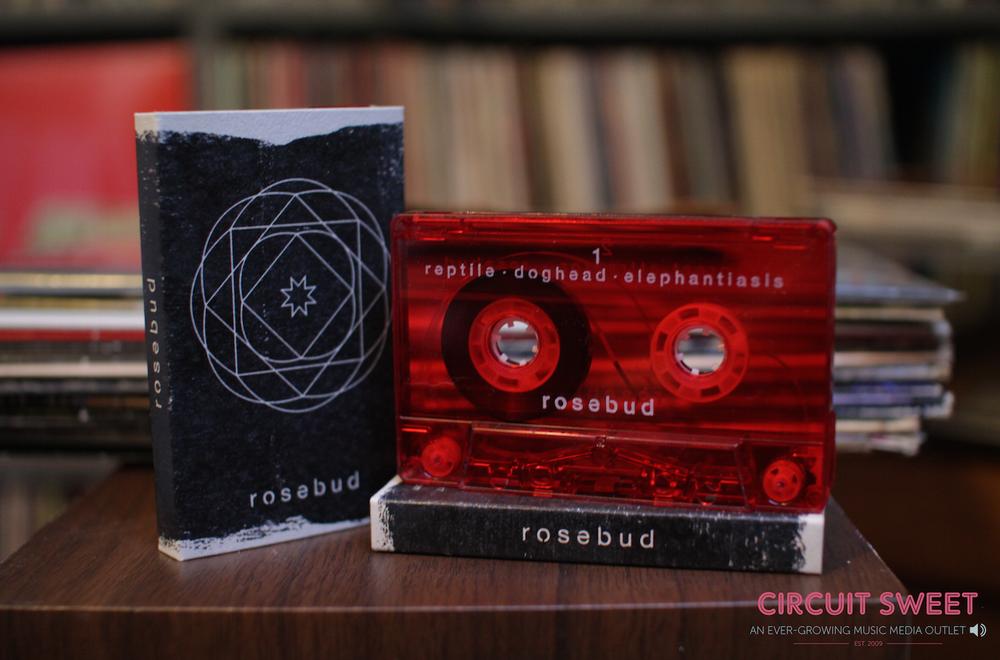 Image of Rosebud - Self Titled Cassette Release