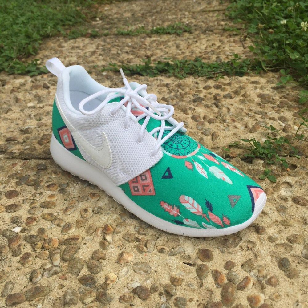 "Image of Custom Nike Roshe One ""Dream Catcher"""