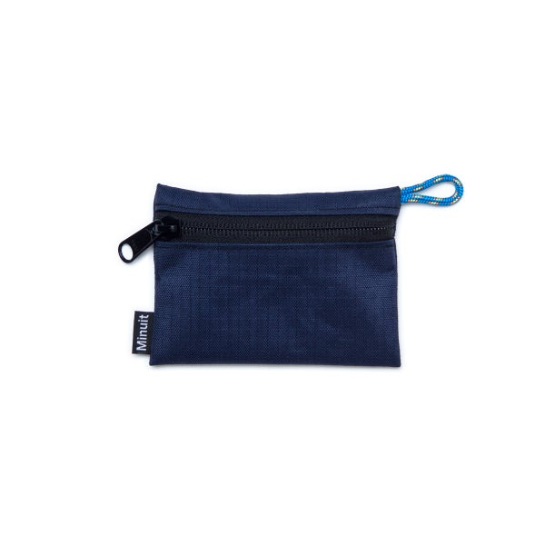 Image of Minuit - Card holder Navy