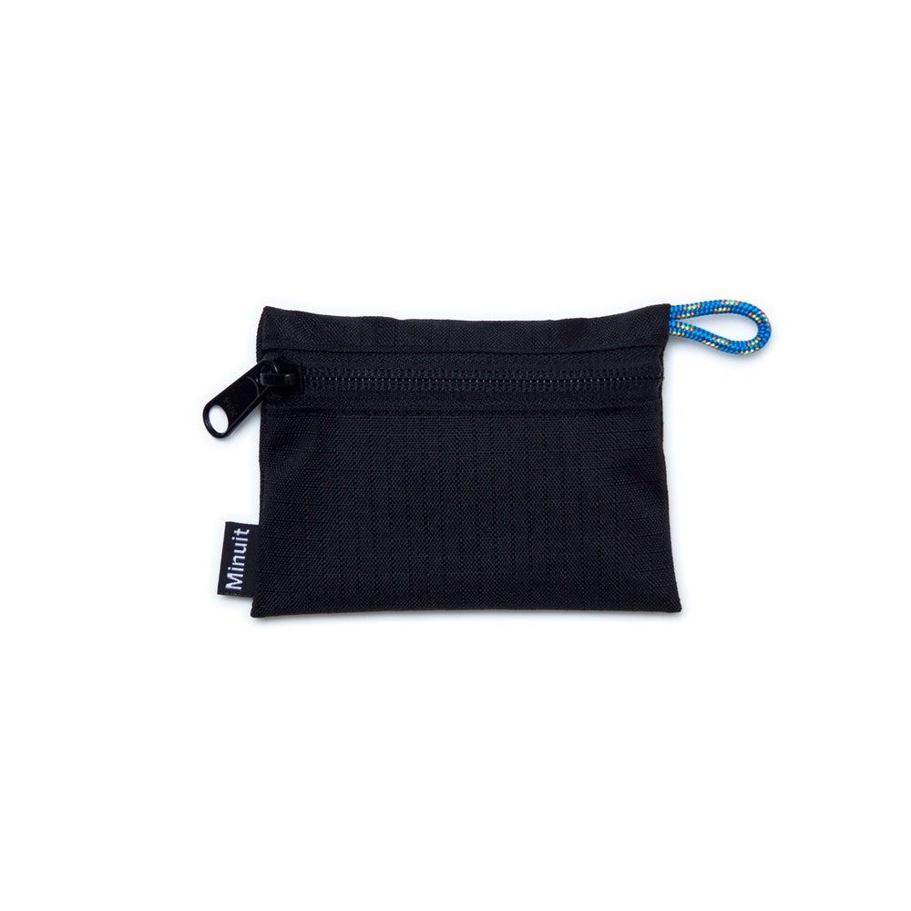 Image of MINUIT - Card holder Black