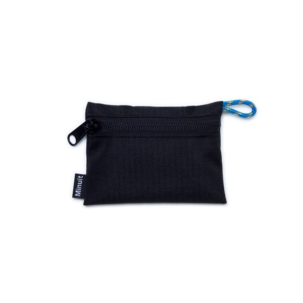 Image of MINUIT - Card holder Black