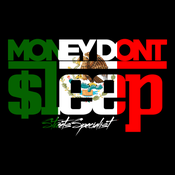 """Image of Mexican """"Money Dont Sleep"""" t shirt"""