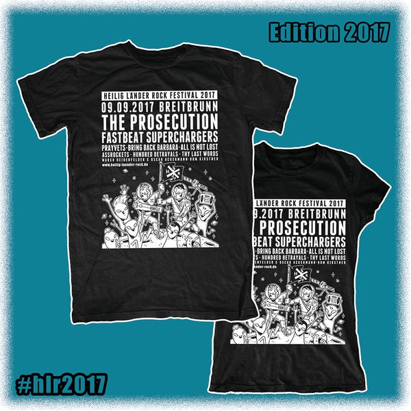 Image of HLR - Shirt 2017