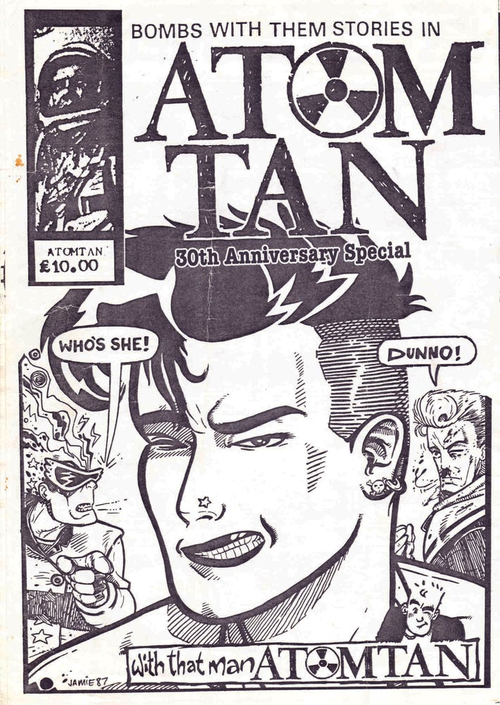 Image of Atom Tan 30th Anniversary Special (with 633 Patch!)