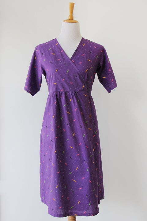 Image of Purple Rain Purple Rain Dress