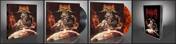Image of Hymns of Dominion Gatefold Vinyl/Digipak/Pro-Tape *Pre-Order*
