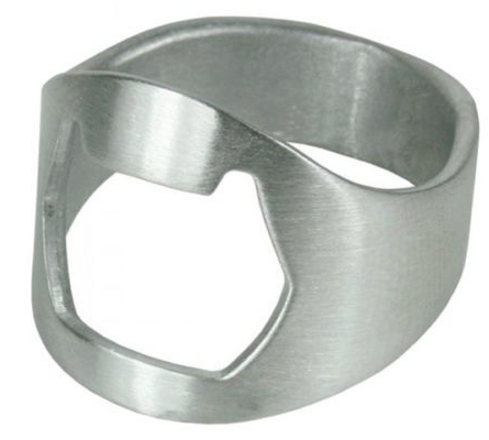 Image of Bottle Opener Ring